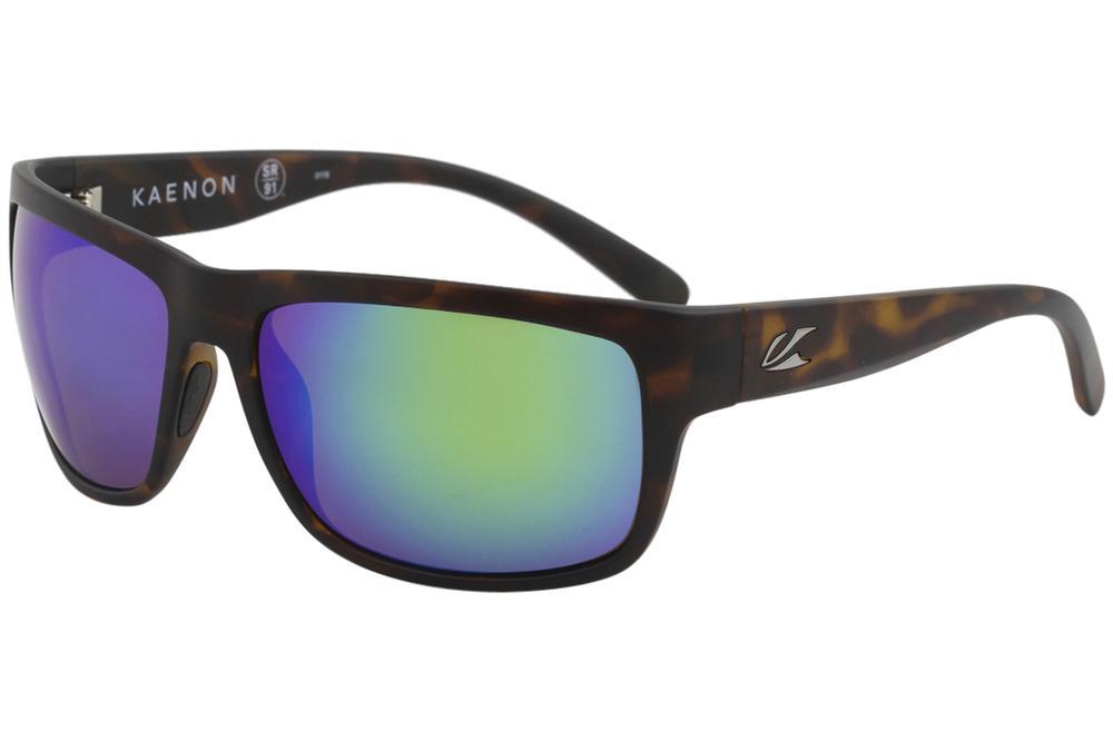 9939ffb23c4 Kaenon Men s Redding Fashion Square Polarized Sunglasses by Kaenon. Touch  to zoom. 123456