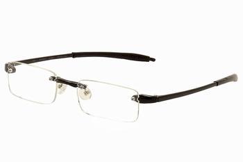 21cd6a53cc VisuaLites Eyeglasses Vis1 Rimless Reading Glasses by VisuaLites
