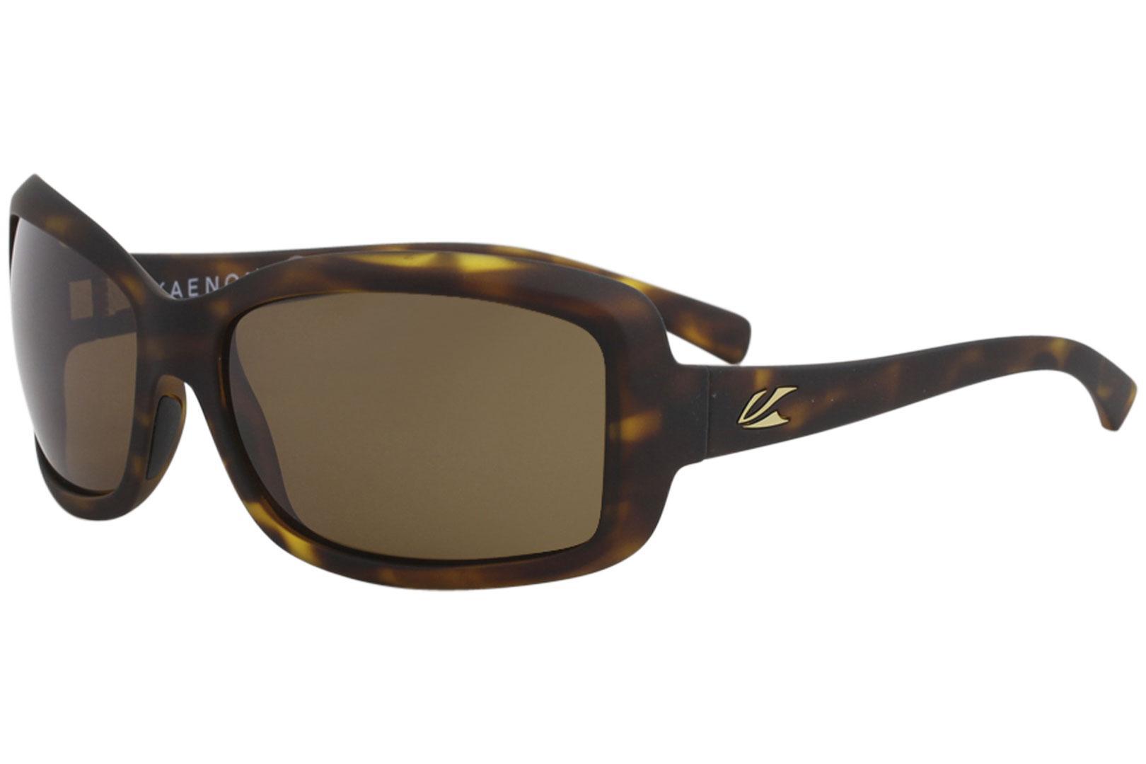 22cfb7e2715 Kaenon Women s Lunada B12 Matte Tort Gold Ultra Brown Polarized ...