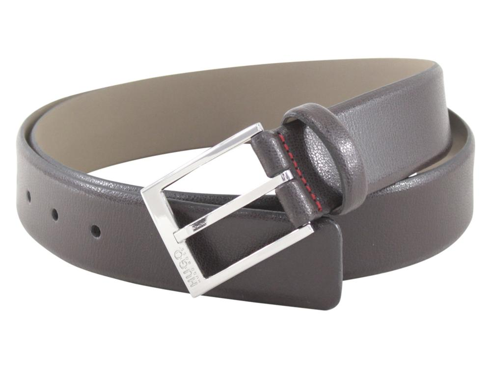Hugo Boss Men's Gellot Genuine Leather Belt