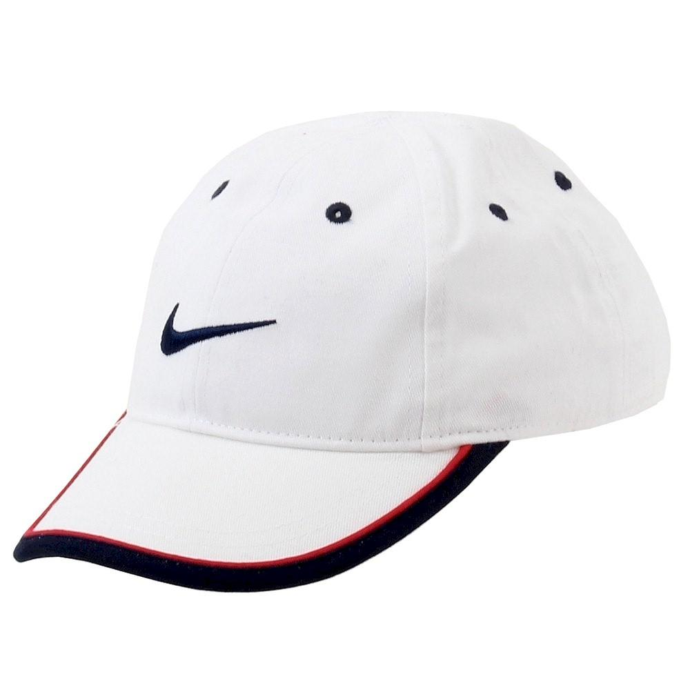 Nike Boy's Embroidered Logo Cotton Baseball Cap Hat UPC: