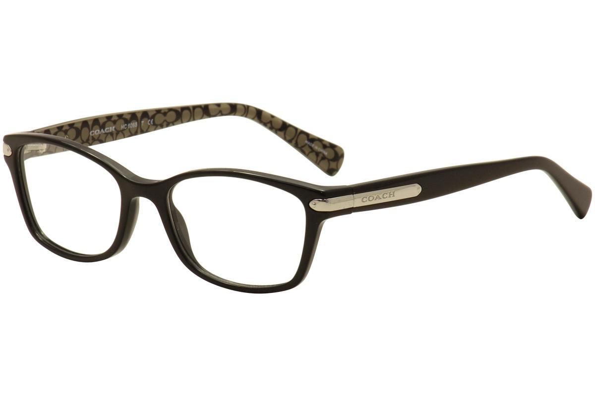 Coach Women\'s Eyeglasses HC6065 HC/6065 Full Rim Optical Frame
