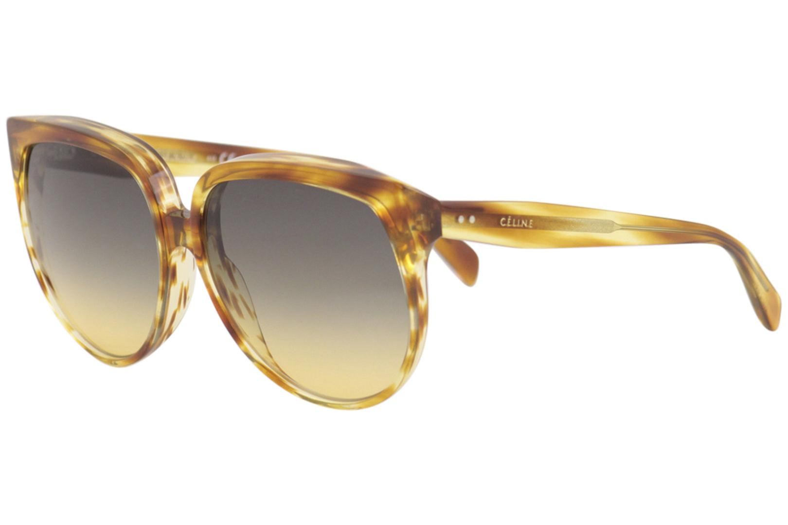 7237bef4b9c Celine Women s CL40048I CL 40048 I Fashion Square Sunglasses