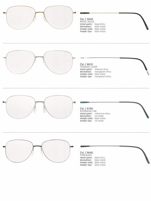 Silhouette Eyeglasses Dynamics Colorwave Fullrim 5507 Optical Frame