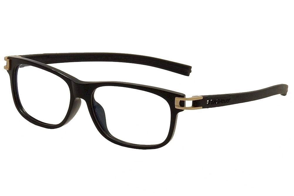 Image of Tag Heuer Men's Eyeglasses Track S TH7606 TH/7606 Optical Frame - none - Lens 54 Bridge 14 Temple 145mm