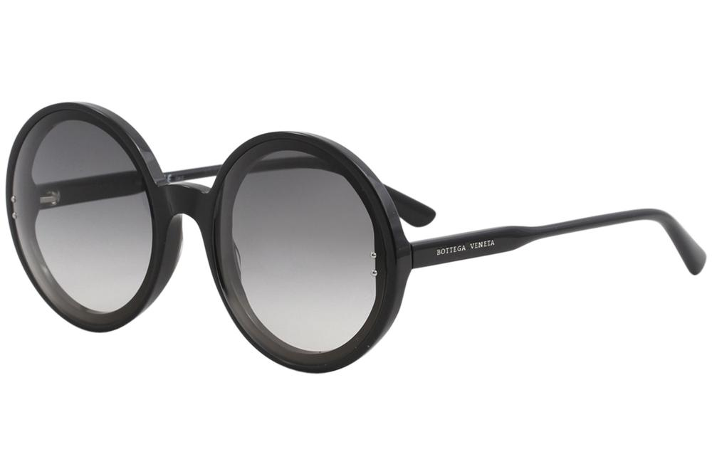 0f0108ad463 Bottega Veneta Women s BV0166S BV 0166S Fashion Round Sunglasses by Bottega  Veneta