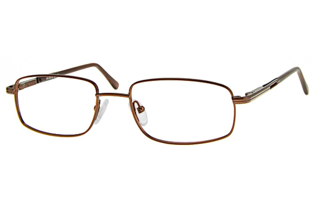 eb6a680df33 Bocci Men s Eyeglasses 295 Full Rim Optical Frame