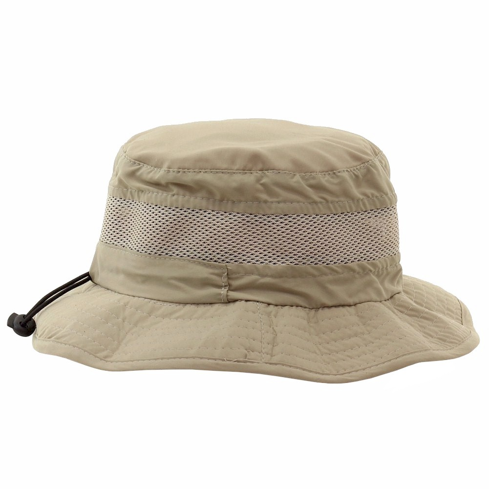 80ed3f10 Stetson Men's Insect Shield Flap Boonie Hat by Stetson. 1234
