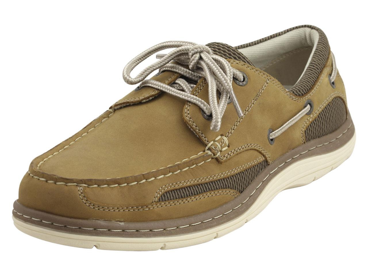 Image of Dockers Men's Lakeport Memory Foam Loafers Boat Shoes - Brown - 8 D(M) US
