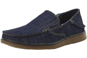GBX Men's Entro Denim Loafers Shoes  UPC: