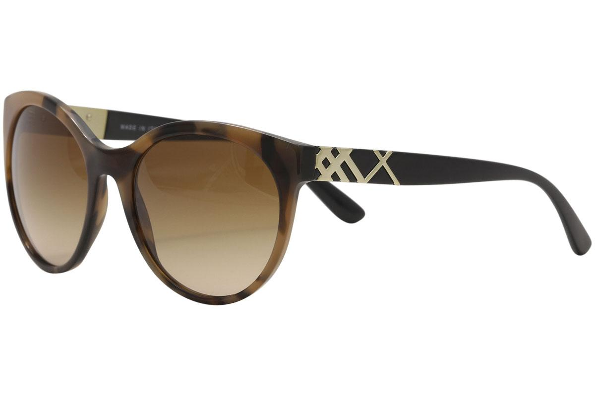 b97d2770692d Burberry Women's BE4236 BE/4236 30018G Round Sunglasses