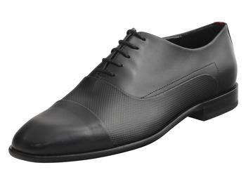 Hugo Boss Men's Appeal Calfskin Leather Oxfords Shoes