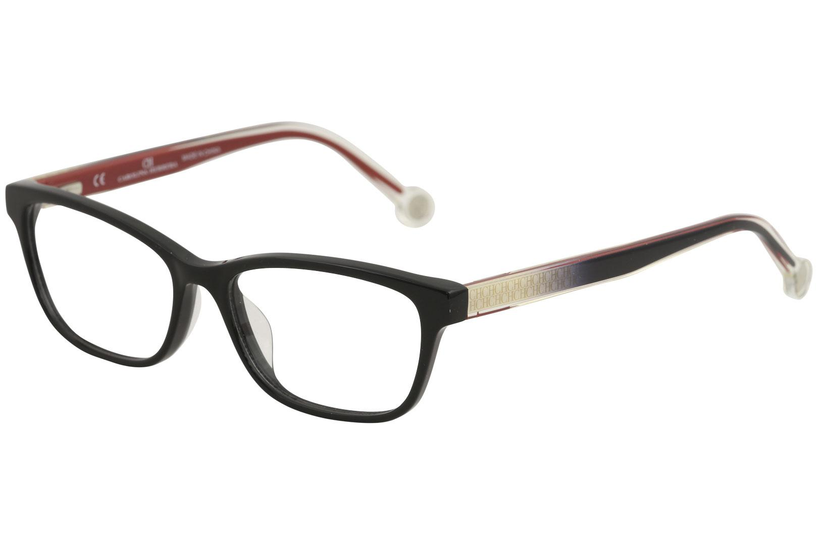 62d3b92c849 CH Carolina Herrera Women s Eyeglasses VHE725K VHE 725K Full Rim Optical  Frame