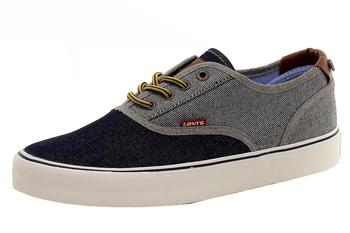 Levi's Men's Rob Denim Canvas Fashion Sneakers Shoes