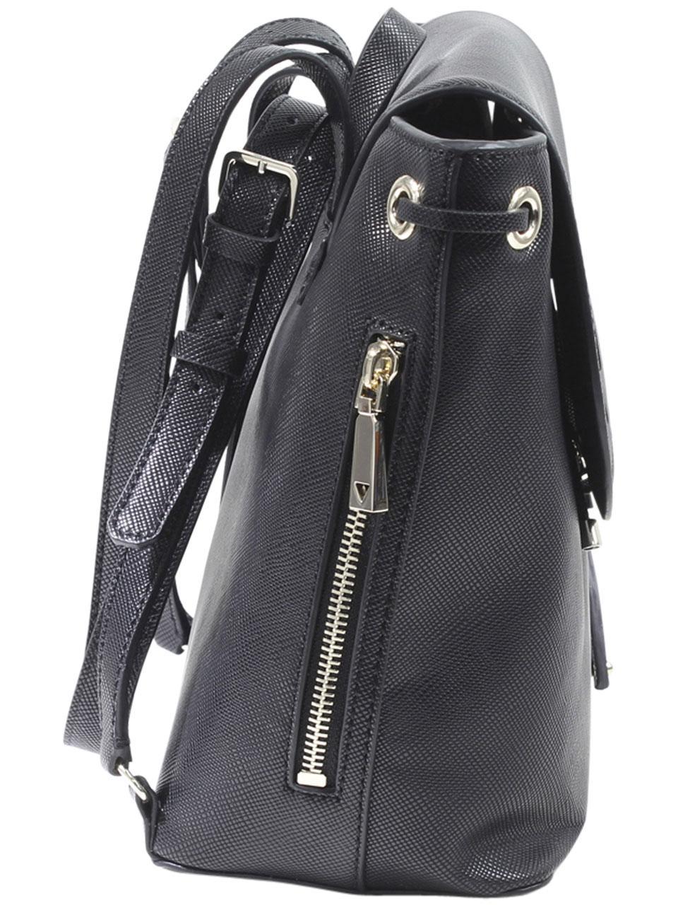 Guess-Women-039-s-Varsity-Pop-Pin-Up-Backpack-Bag thumbnail 7