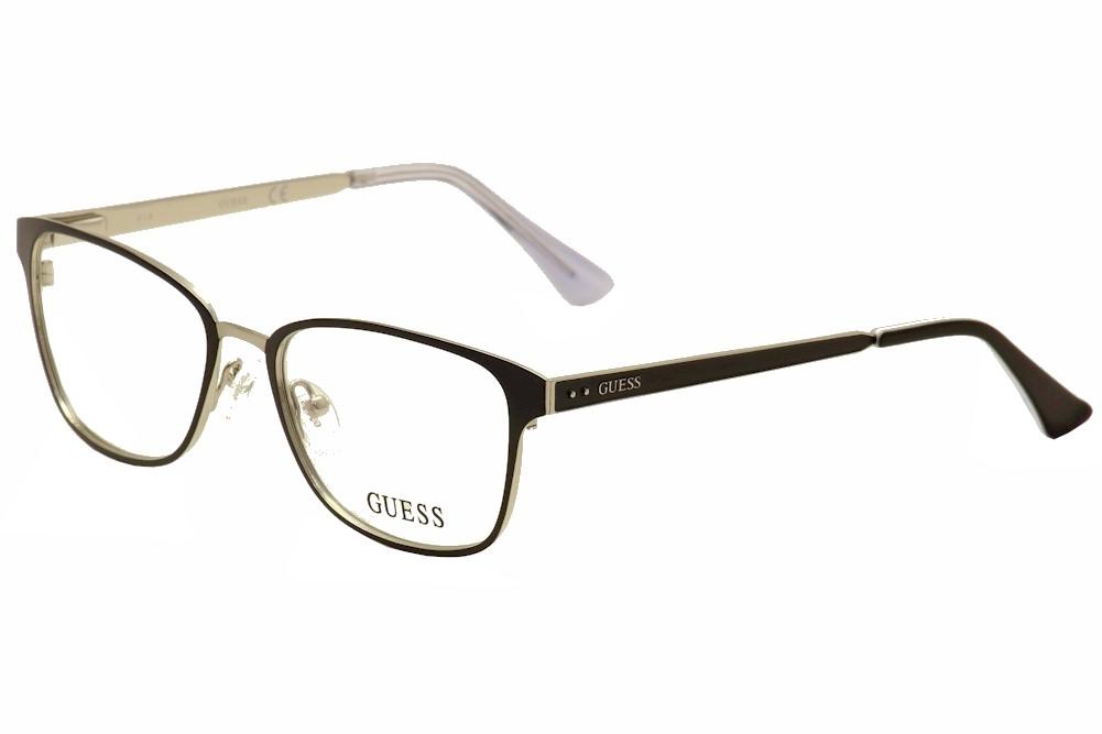 Guess Women\'s Eyeglasses GU2550 GU/2550 Full Rim Optical Frame