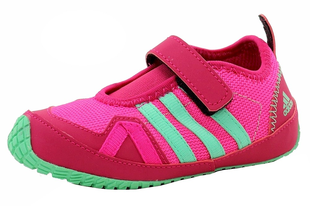 Image of Adidas Toddler Girl s Boat AC I Athletic Water Shoes
