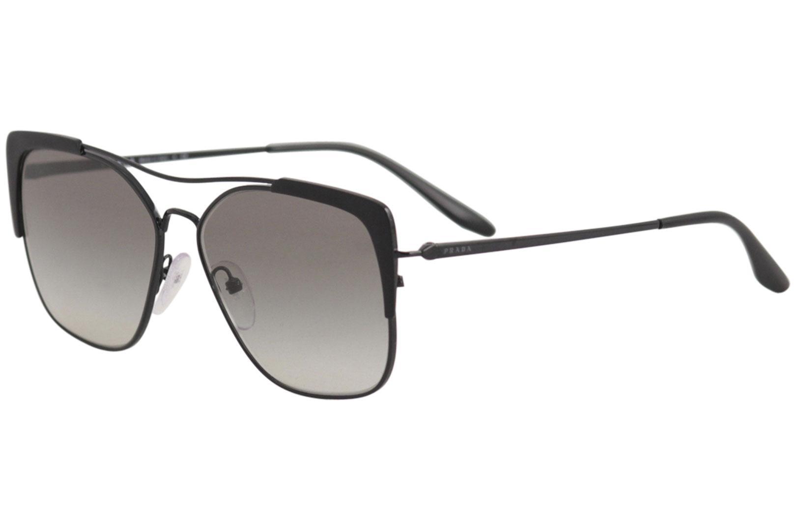 05c787a092 Prada Women s SPR54V SPR 54 V Fashion Pilot Sunglasses