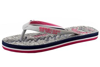 Superdry Women's Track & Field Fashion Flip Flops Sandals Shoes