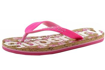 Superdry Women's Printed Cork Fashion Flip Flops Sandals Shoes UPC: