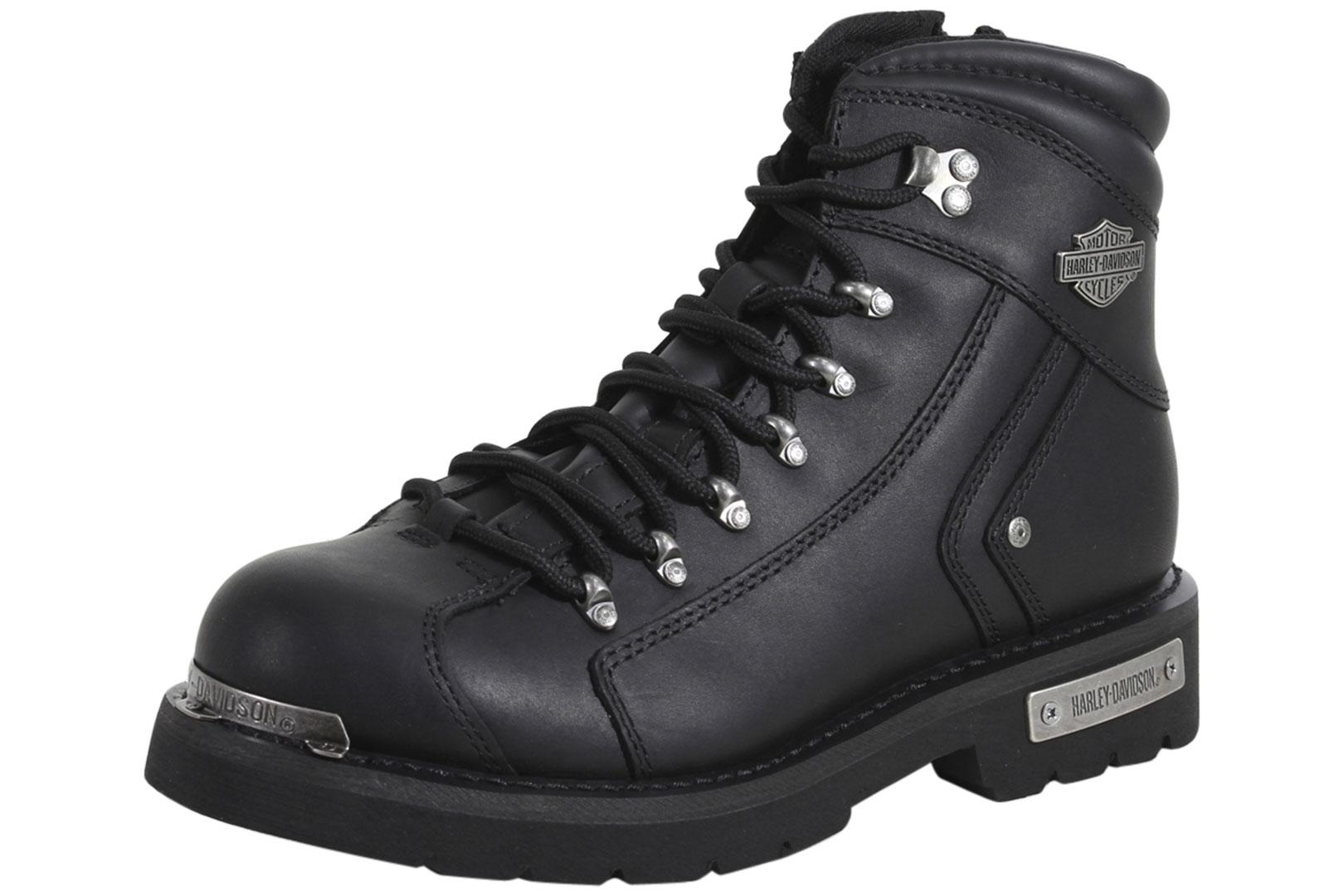 9c706966530 Harley-Davidson Men's Electron Motorcycle Boots Shoes