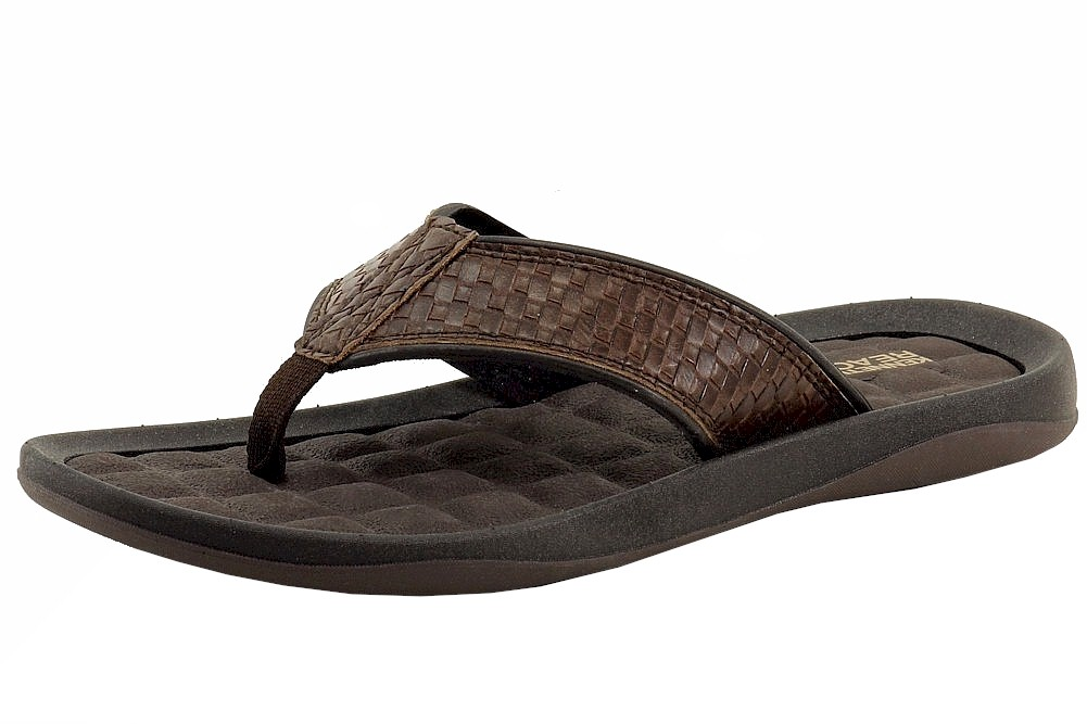 Kenneth Cole Reaction Men s Go Four th Flip Flops Sandals Shoes Go Four-th; SMS6SY003
