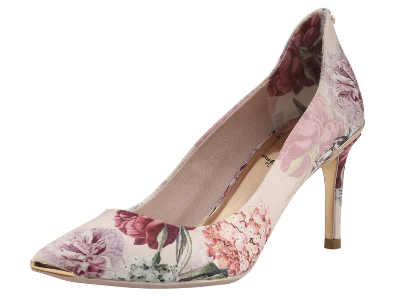 cbca2f0f7de251 Ted Baker Women s Vyixyn-P-2 Pumps Heels Shoes