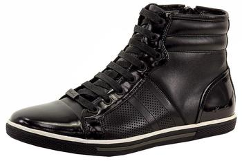 Kenneth Cole Men's Base Down Low High-Top Sneakers Shoes  UPC: