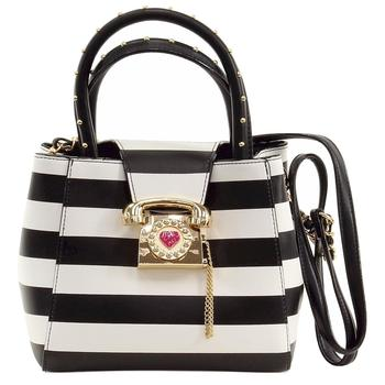 Betsey Johnson Women's You Rang Bucket Handbag  UPC: