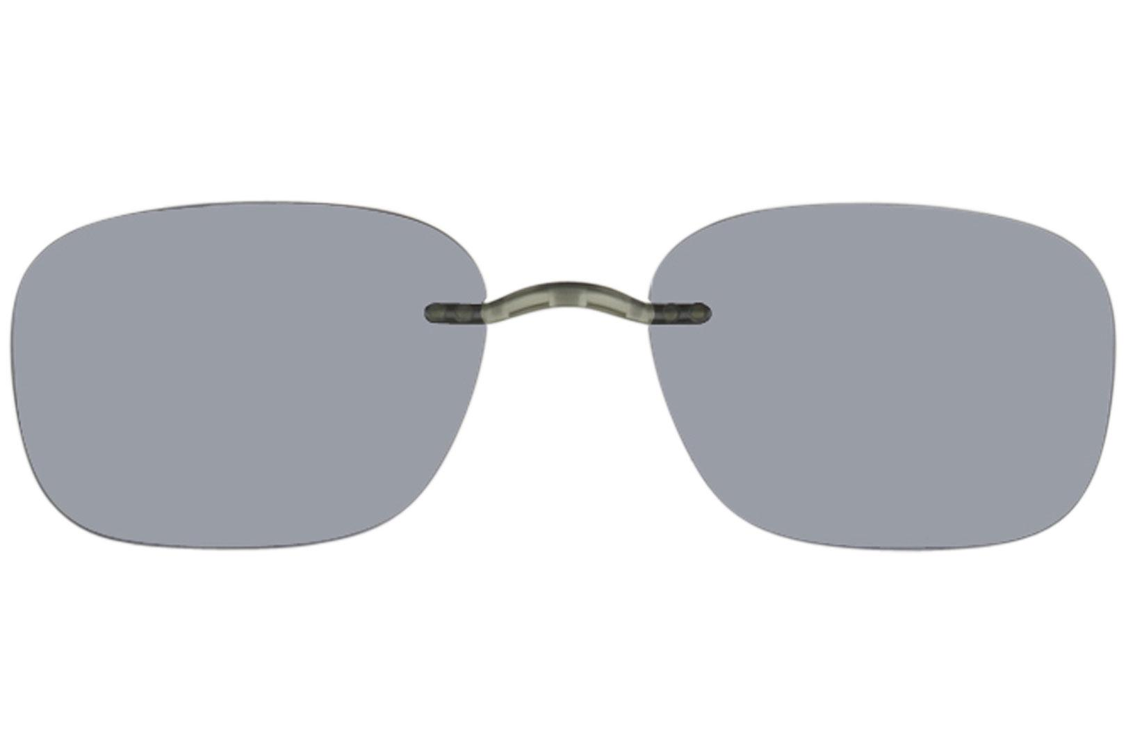 Sunglasses Must Brown Collection Polarized Silhouette Grey Or The On 5065 Clip jSVzGMLUpq