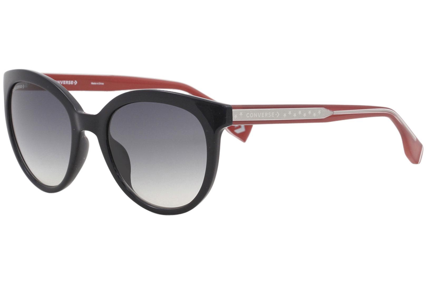 8805ed5bbd1 Converse Women s SCO055 SCO 055 Fashion Oval Sunglasses