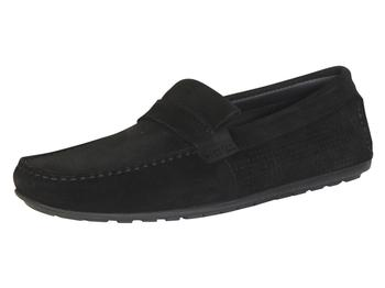 Hugo Boss Men's Dandy Perforated Loafers Shoes