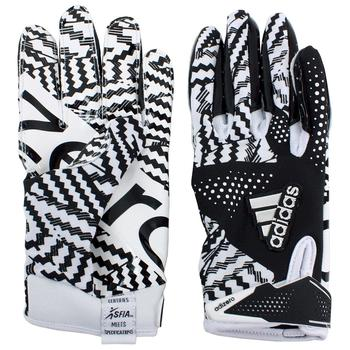 Adidas Men's Adizero 5-Star 5.0 GripTack Receiver Football Gloves
