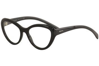 14a471c198 Prada Women s Eyeglasses VPR25R VPR 25 R Full Rim Optical Frame