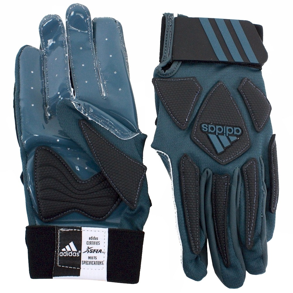Adidas Men s Scorch Destroy 2 GripTack2 Receiver Football Gloves