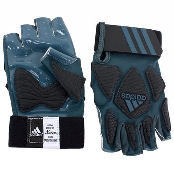 Adidas Men's Scorch Destroy 2 Half Football Gloves