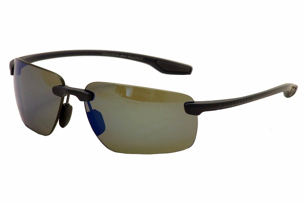 Image of Serengeti Erice Polarized Sport Sunglasses - Grey - Lens 56 Bridge 17 Temple 142mm