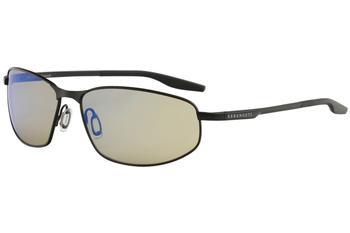 9cf086733d82 Serengeti Men s Matera Fashion Rectangle Sunglasses