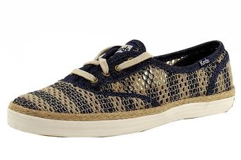 Keds Women's Champion Crochet Fashion Sneakers Shoes