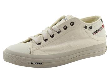 Diesel Men's Exposure Low I Fashion Canvas Sneakers Shoes UPC: