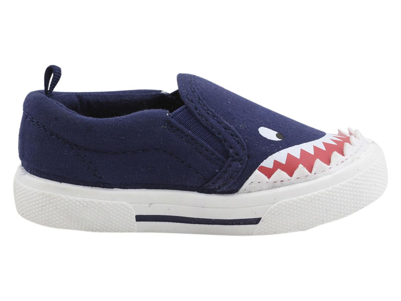 Carter/'s Toddler Boy/'s Damon-6 Shark Loafers Shoes
