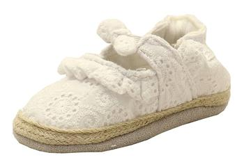 Robeez Mini Shoez Infant Girl's Sunshine Fashion Espadrilles Sandals Shoes UPC: