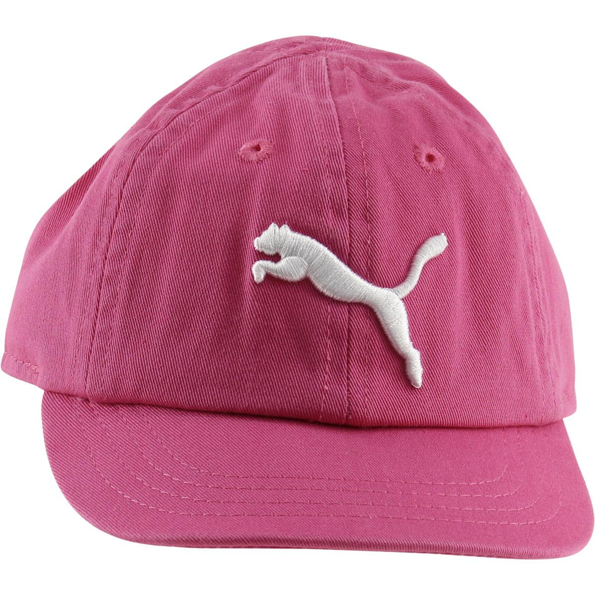 Puma Infant Girl s Evercat Podium Cotton Baseball Cap Hat b2f0f3230e1