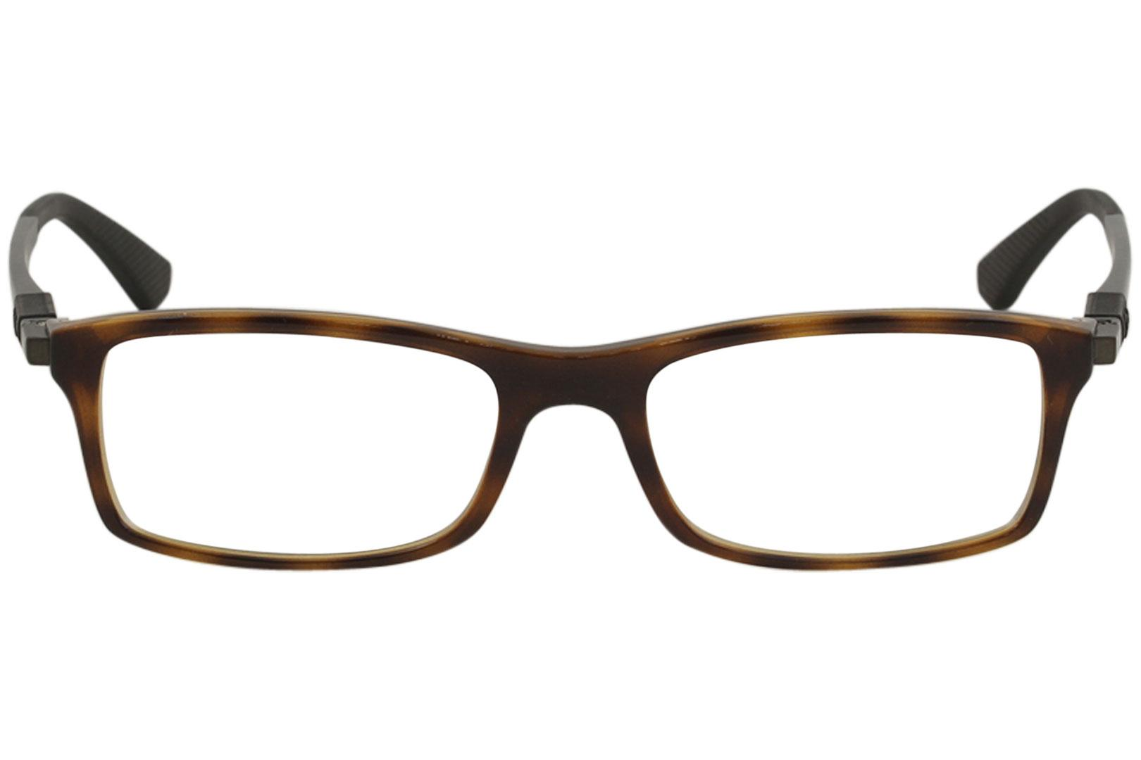 1d1b50ff6e Ray Ban Men s Eyeglasses RB7017 RB 7017 RayBan Full Rim Optical Frame