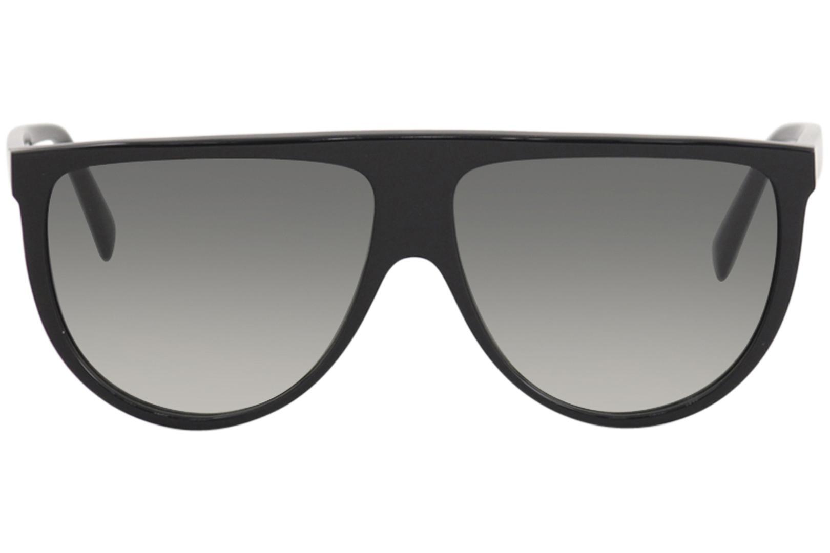 c1d9381e3db Celine Women s CL40006I CL 40006 I Fashion Pilot Sunglasses by Celine