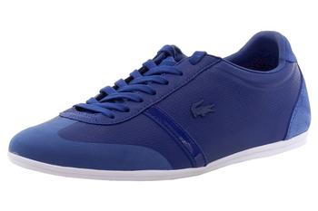 Lacoste Men's Mokara 216 1 Fashion Leather/Suede Sneakers Shoes UPC: