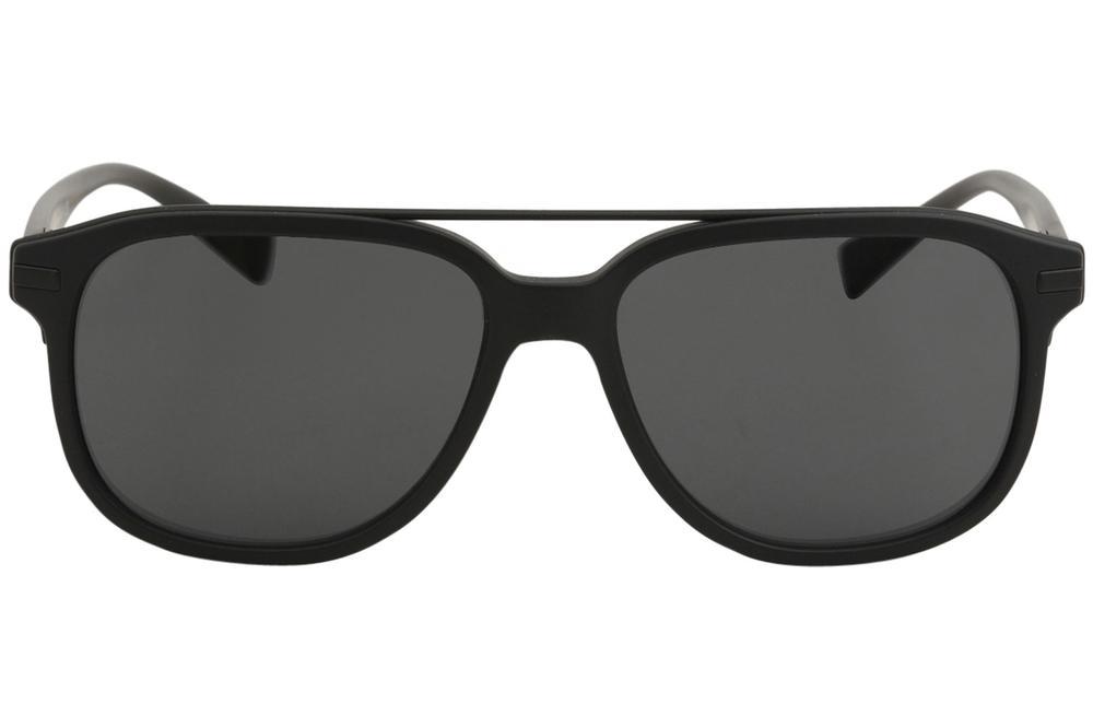 ed5d2f5e4f1 Burberry Men s BE4233 BE 4233 Fashion Square Sunglasses