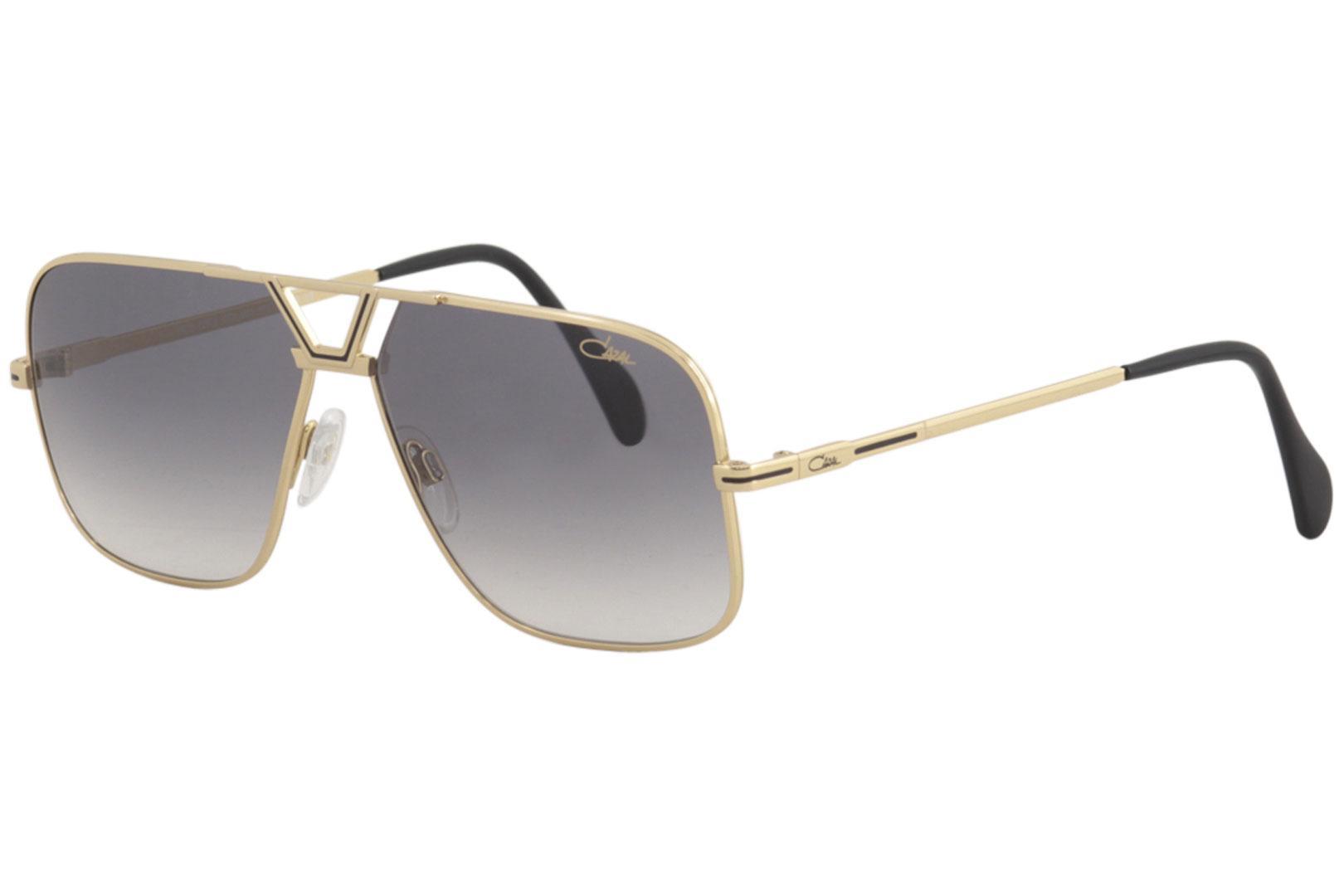 34ccec1091 Cazal Legends Men s 725 Retro Pilot Sunglasses