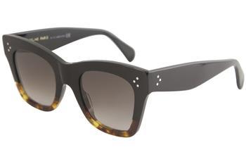 980051f38e9 Celine Women s CL4004IN CL 4004 IN Fashion Cat Eye Sunglasses