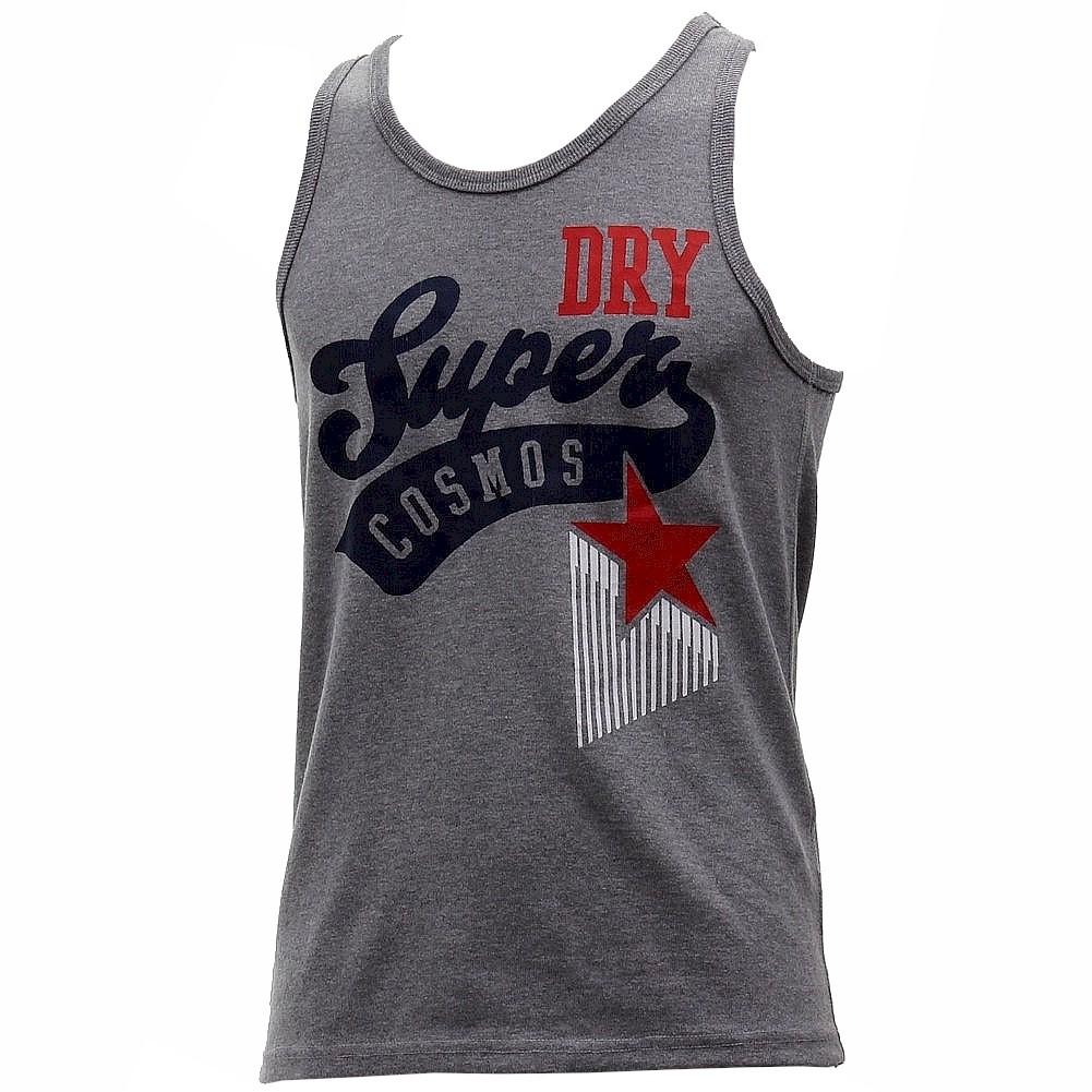 928ab68906109 Superdry Men s Athletic Stars Astros Vest Tank Top Shirt